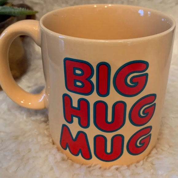 Big Hug Mug - as seen on True Detective